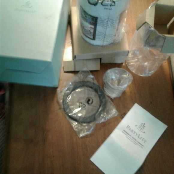 PartyLite Other - PartyLite Express It Cylinder Votive Candle Holder